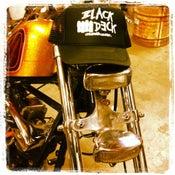 Image of Black Deck Trucker Hat