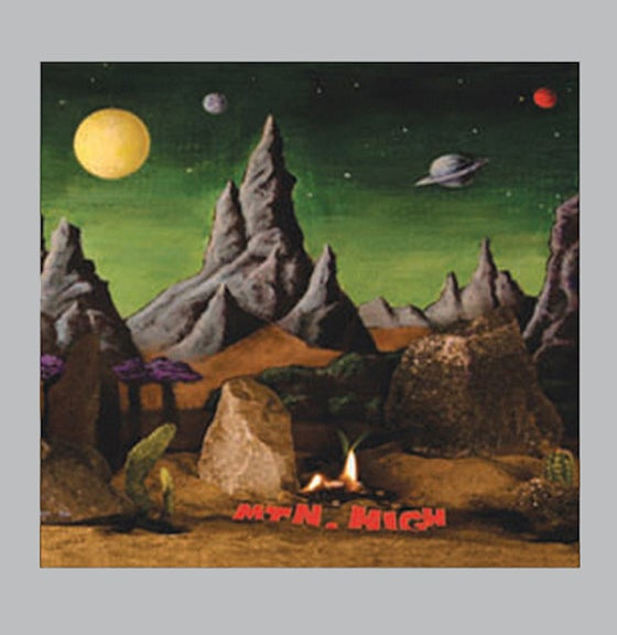 "Image of mtn.high - ""wicked wanderer"" record cover"