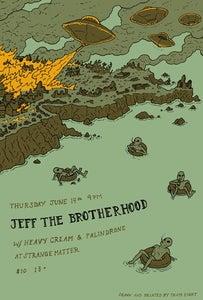 Image of Jeff The Brotherhood #3 at Strange Matter in RVA