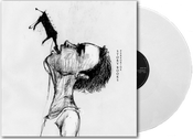 """Image of 'Peregrine' Limited Edition 1-sided white 7"""" Vinyl & Download Story Books"""