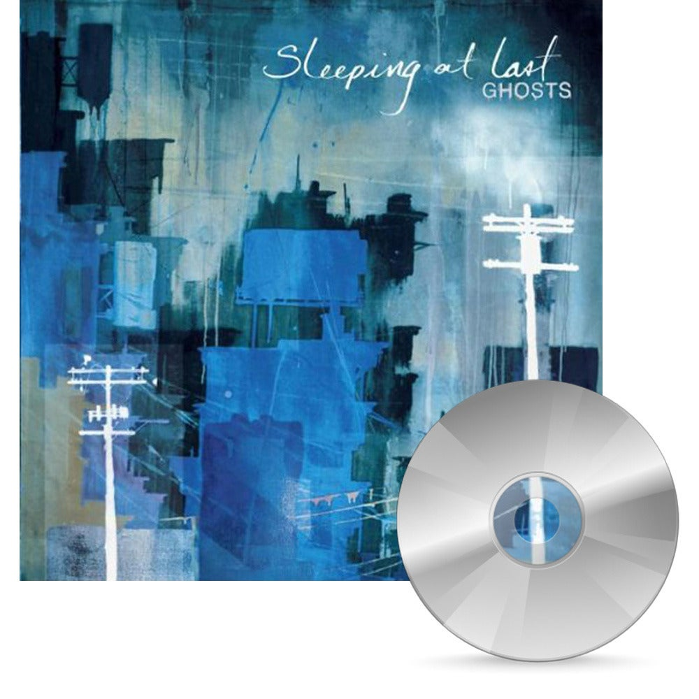 Image of Ghosts CD