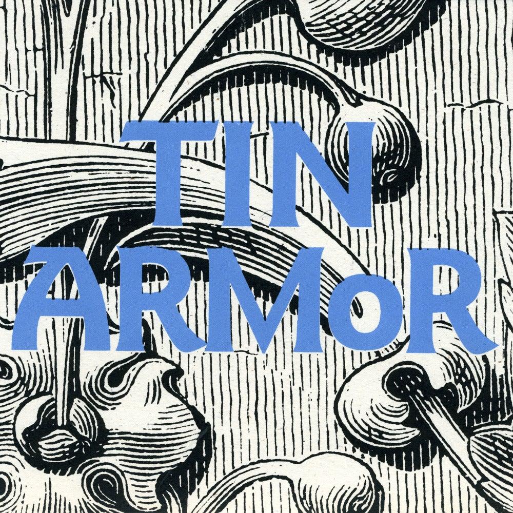 "Image of Tin Armor ""Strange and Estranging"" 7"""