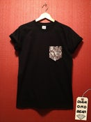 Image of Wolf Pack Pocket Tee Unisex