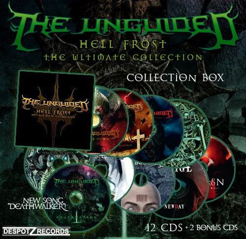 Image of Ultimate Hell Frost Collection Box