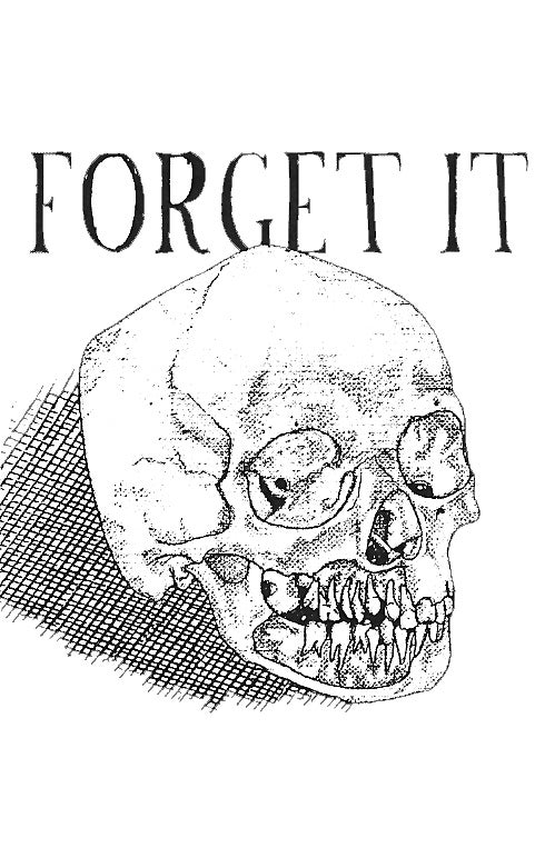 Image of Forget It - Demo Tape