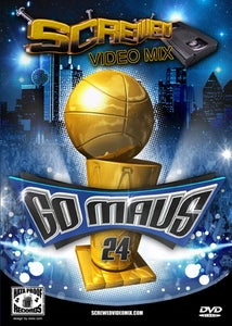 Image of Screwed Video Mix Vol 24 - Go Mavs