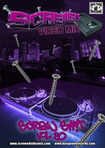 Image of Screwed Video Mix Vol 20 - Screw S#!t