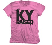 Image of Female KY Raised in Pink & Black
