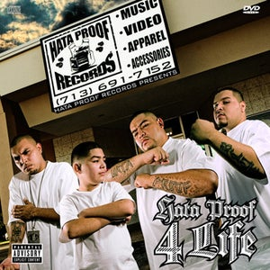 Image of Hata Proof Records presents - Hata Proof 4 Life CD/DVD Combo