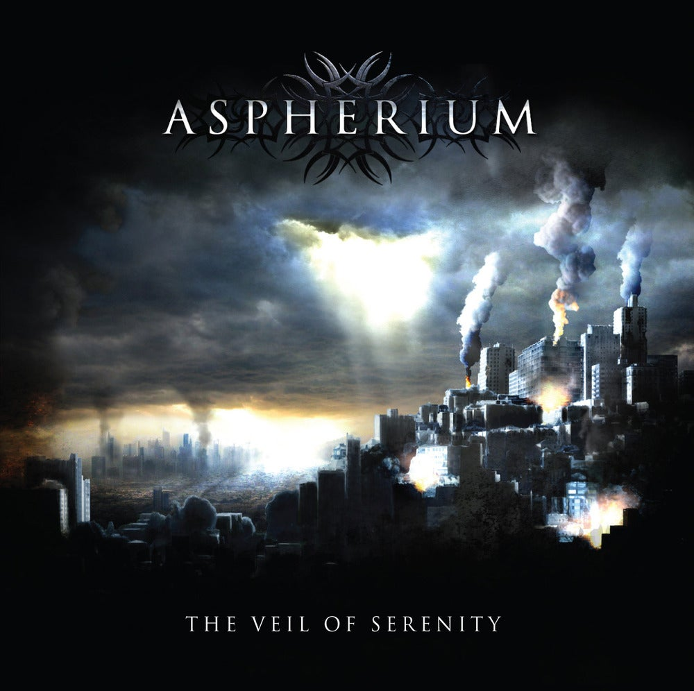 Image of The Veil of Serenity CD