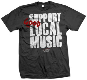 Image of Support Good Local Music