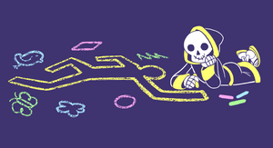 Image of Lil' Death T-shirt