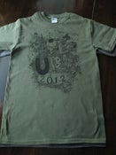 Image of Euro Tour Tee - Green