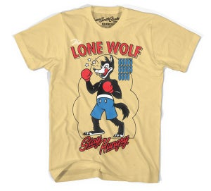 Image of Lone Wolf Yellow