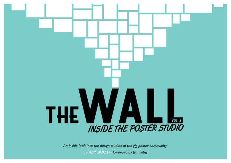 Image of The Wall: Inside The Poster Studio [eBook]