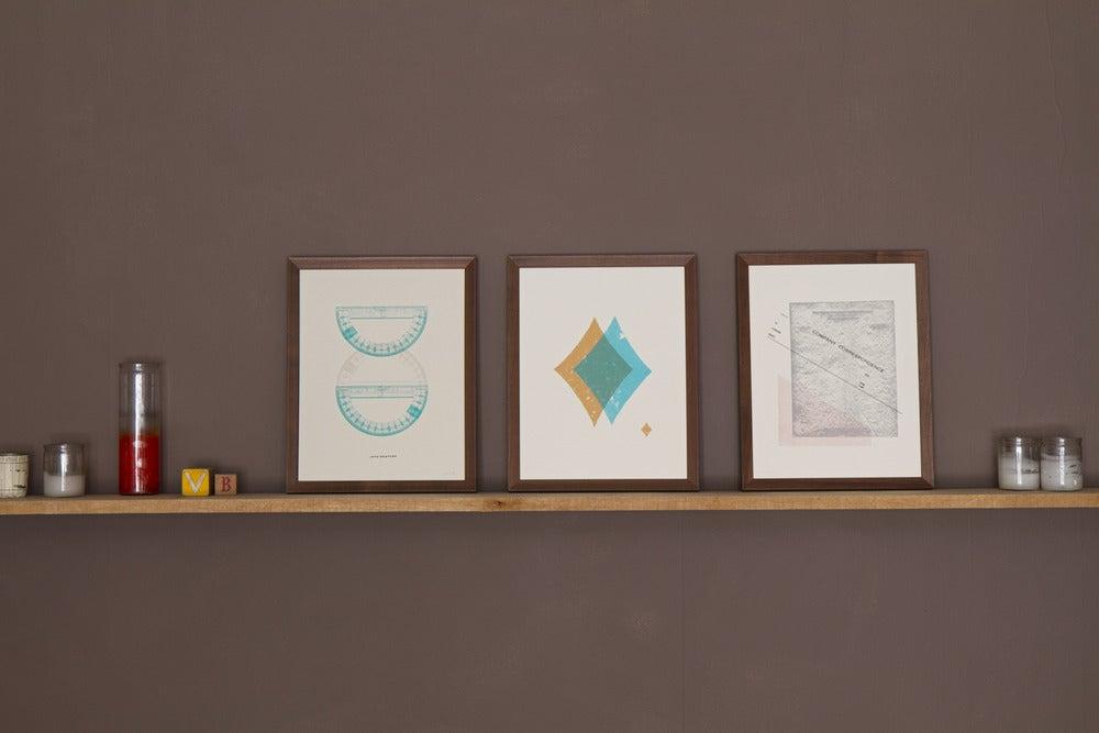 Image of NC Framed Prints: Set of 3