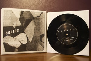 Image of Solids Fog Friends/Blown Out 7""