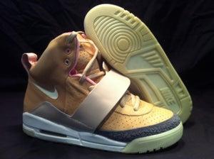"Image of Nike Air Yeezy ""Net/Net"" #366164-111-USED & Lightly Worn"