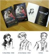 "Image of Signed Graphic Novel ""My Boyfriend is a Monster: I Date Dead People"""