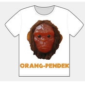 Image of 'ORANG-E' ORANG-PENDEK TSHIRT