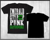 "Image of Emarld City Pop Punk T-Shirt ""Black"" (ON SALE)"