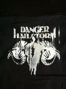 Image of Danger Hailstorm Skull Shirt