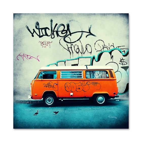 Image of VW Van