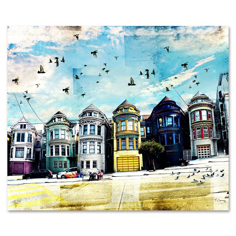 Image of Painted Ladies