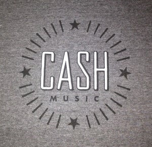 Image of CASH Music logo shirt