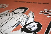 Image of Eastbound Art Show print