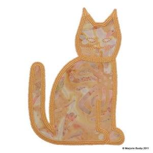 Image of Sitting Cat