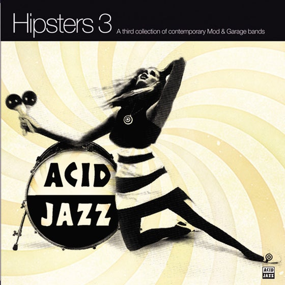 Image of Hipsters 3 - Various LP or CD