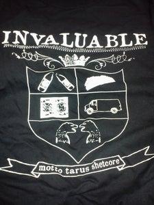 Image of Invaluable Crest T-shirt