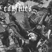 Image of Confines - 'Some Sick Joke' EP (Black Vinyl)