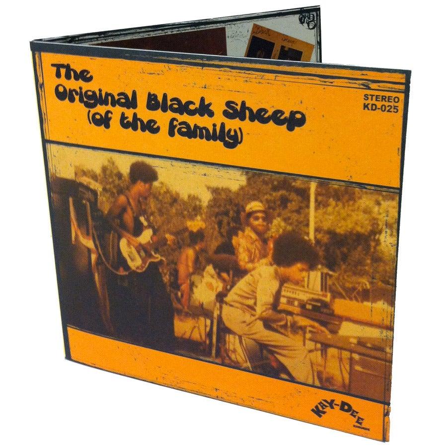 Image of KD025/KD026-ORIGINAL BLACK SHEEP