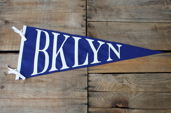 Image of Bklyn Pennant