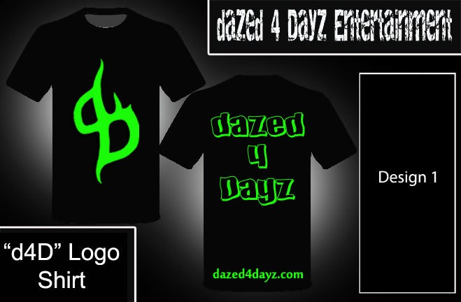 Image of dazed 4 Dayz T-Shirt
