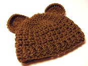 Image of Baby Bear Hat