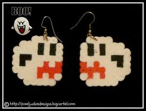 """Image of """"Boo"""" Earrings"""