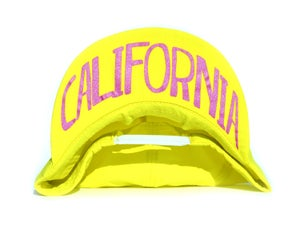 Image of Yellow Volleyball Cap