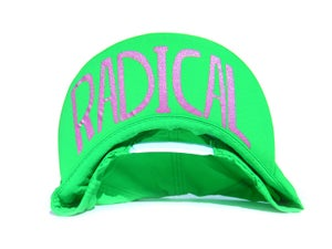 Image of Green Volleyball Cap