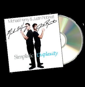 Image of Autographed Simplistic Duplexity Album