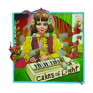 "Image of Cakes of Light ""Book of the Mormon Worms/Liber Lux"" CD"