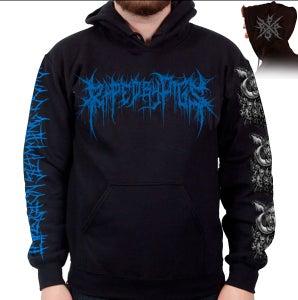 Image of RBP-Implosion slamming groove-hoodie