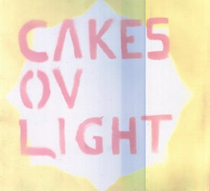 """Image of Cakes of Light """"Save Your Self"""" LP"""