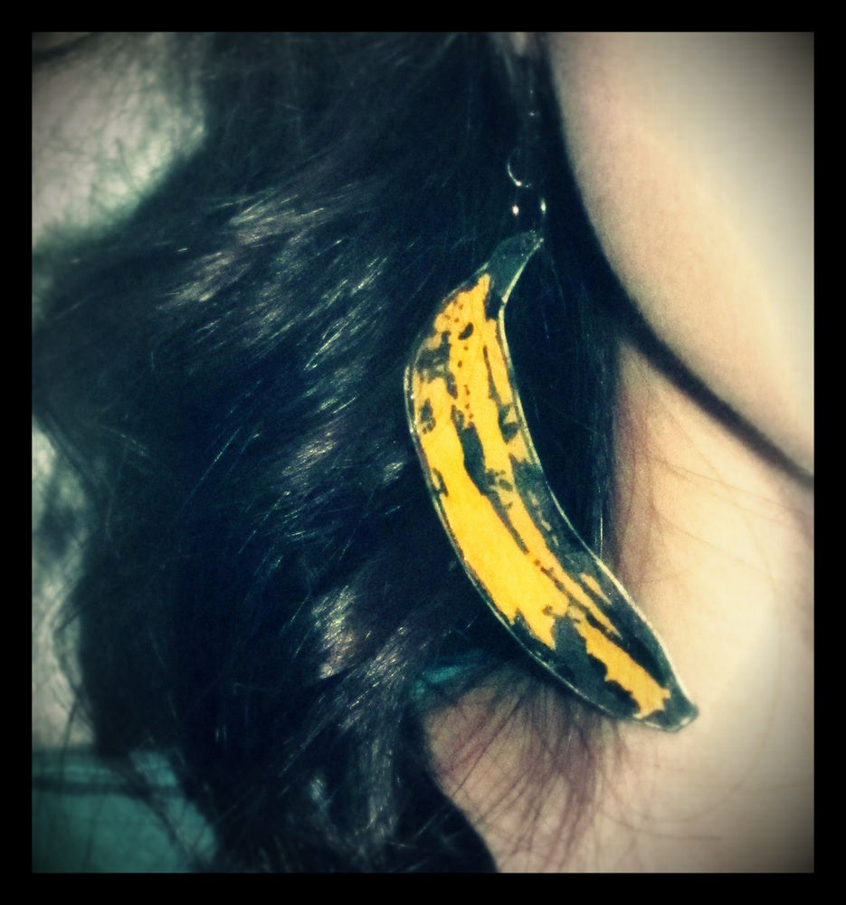 Image of Warholic Earrings
