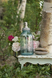 Image of Half Gallon - Mason Jar Soap Dispenser