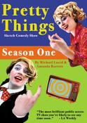 """Image of """"Pretty Things"""" Season 1 DVD"""