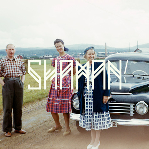 Image of Shaman - font
