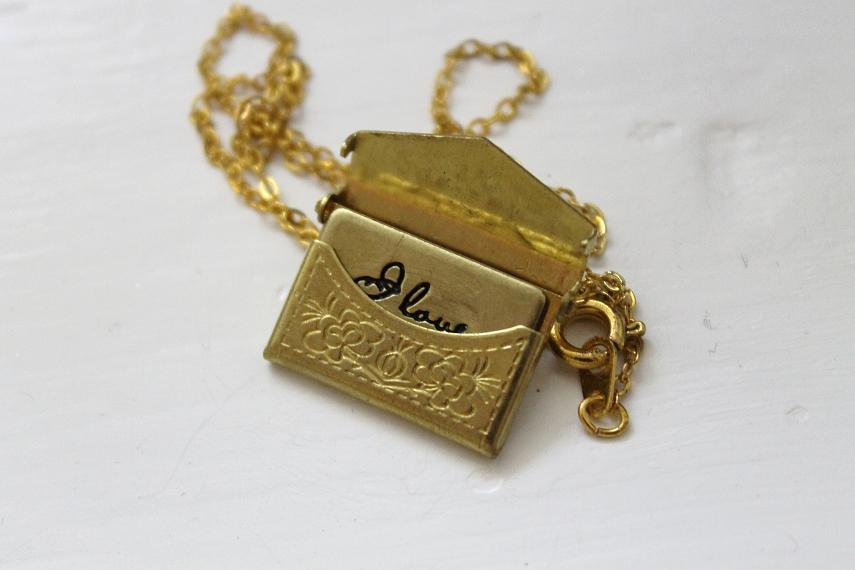Image of Love Letter Necklace